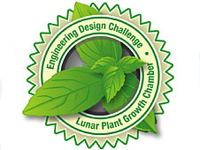 NASA's Engineering Design Challenge: Lunar Plant Growth Chamber.