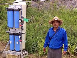 Watertech International device
