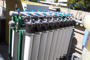 Sustainability Base water recycling system